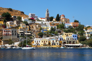Die Maut in Griechenland ist unter anderem von der Fahrzeugklasse abhängig.