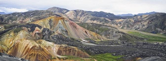 Die Vulkaninsel hat faszinierende Landschaften zu bieten. Eine Maut hat Island nicht eingeführt.