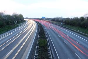 Es existieren einige mautfreie Autobahnen in Frankreich.