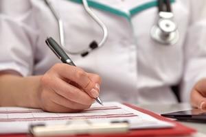Vor einer Medizinisch-Psychologische-Untersuchung müssen Sie einen Fragebogen ausfüllen.
