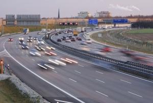 Die Mindestgeschwindigkeit auf der Autobahn darf unter bestimmten Umständen unterschritten werden.