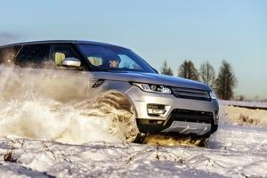 Mit Sommerreifen im Winter fahren: Die Strafe kann unterschiedlich ausfallen