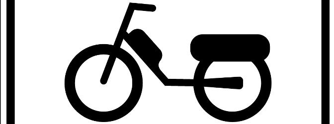 Ein Mofa-Führerschein ist der frühestmögliche Schritt auf die Straße