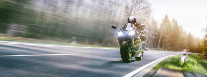 Ein 125ccm-Motorrad: Für viele junge Leute das Kraftrad zum Einstieg.
