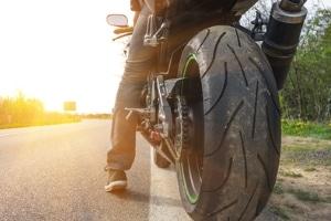 Wer mit dem Motorrad nach Dänemark fährt, muss sich an die dortigen Regeln halten.
