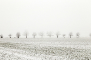 Auch der Fahrer selbst sollte sich anpassen beim Motorrad fahren im Winter.