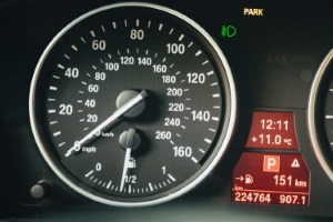 Motorrad-Kontrollleuchten und die Kontrollleuchten im Lkw sind meist identisch mit denen im Pkw.