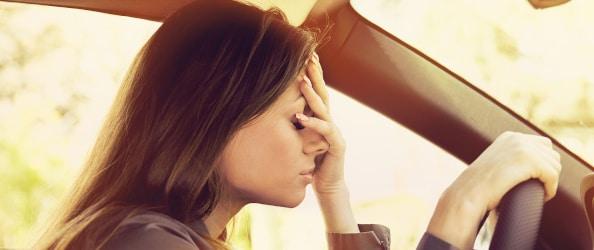 Die Müdigkeitserkennung beugt Sekundenschlaf vor und kann schlimme Unfälle verhindern.