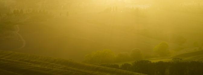 Fahren mit Nebelscheinwerfer: Wann das Einschalten erlaubt ist, erfahren Sie im folgenden Ratgeber.