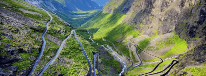 Norwegen: Eine Geschwindigkeitsüberschreitung ist hier sehr viel teurer als in Deutschland.