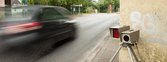 In Österreich geblitzt: Welche Strafe droht Temposündern?