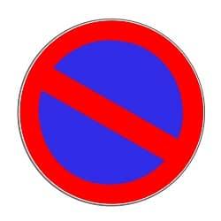 Zeichen 286: Sie dürfen weder halten noch parken, bis ein eingeschränktes Halte- und Parkverbot aufgehoben wird.