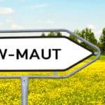 Die Pkw-Maut soll spätestens 2019 endlich umgesetzt werden, in Kraft ist die gesetzliche Regelung bereits.