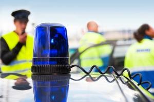 Polizei und Bußgeldstelle arbeiten oft eng zusammen.