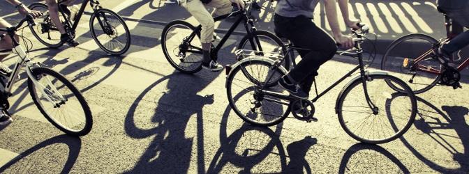 Promillegrenze in Italien: Das Fahrrad sollten Sie sicherheitshalber nicht nutzen, wenn Sie getrunken haben.