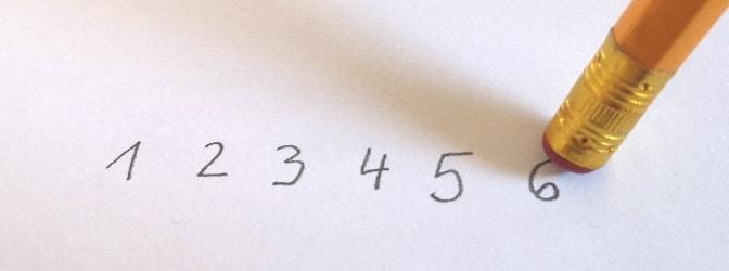 Punktesystem: In Frankreich werden bis zu sechs Punkte für einen Verstoß gestrichen.