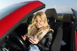 Radarwarner sind in der Schweiz auch als App für das Handy verfügbar. Der Gebrauch ist per Gesetz jedoch verboten.