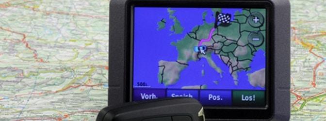 Navigationsgeräte mit integriertem Radarwarner sind in der Schweiz nicht erlaubt.