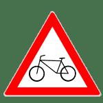 Verkehrszeichen Radverkehr