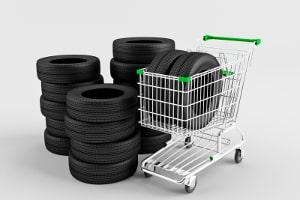 Schon beim Kauf der Reifen ist die Kennzeichnung wichtig.