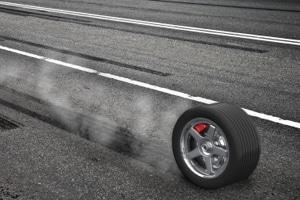 Der Reifendruck muss bei Winterreifen ebenfalls regelmäßig überprüft werden.