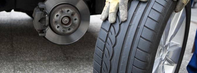 Die Reifenkennzeichnung enthält wichtige Informationen über das Rad.