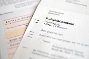 Auch der RIEGL FG21-P macht Messfehler - Bußgeldbescheide sollten geprüft werden.