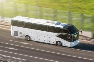 Die Lenk- und Ruhezeiten beim Bus sind durch eine EU-Verordnung geregelt.