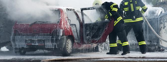 Nach einem Verkehrsunfall erfolgt in der Regel eine Rückstufung der Schadenfreiheitsklasse für das Kfz.