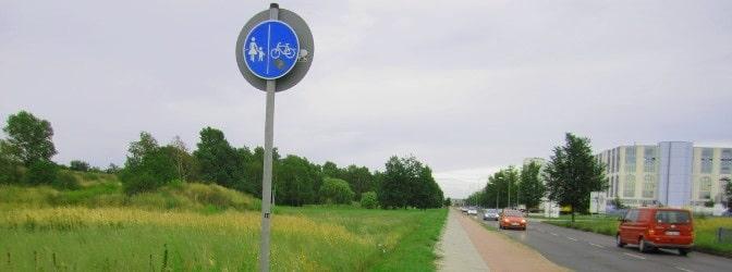 Wann ein Schild für den Radweg eine Nutzungspflicht anzeigt, erfahren Sie bei uns.