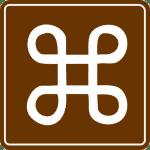 Schleifenquadrat Dänemark