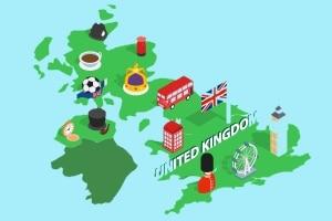 Verkehrsregeln in England, Nordirland, Wales und Schottland: Der Linksverkehr ist nicht die einzige Besonderheit.