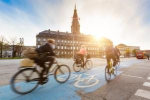 Sicherer Radverkehr durch Vision Zero: Der Antrag setzt auch auf höhere Bußgelder.