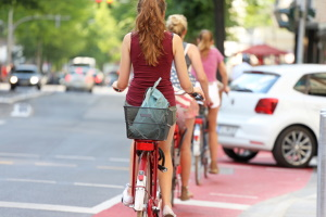 Sicherer Radverkehr: Vision Zero soll für mehr Sicherheit auf den Straßen sorgen.