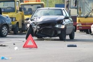 Ob Sie nach einem Unfall die Polizei rufen müssen, definieren in Slowenien die Verkehrsregeln.