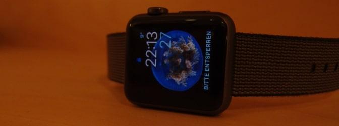 Sie erfreut sich immer größerer Beliebtheit: Die Smartwatch. Auch am Steuer wollen ihre Besitzer nicht auf den praktischen Helfer verzichten.