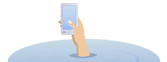 SMS-Schreiben: Gerade am Steuer kann das Ausblenden aller anderen Aktivitäten zur Gefahr werden.