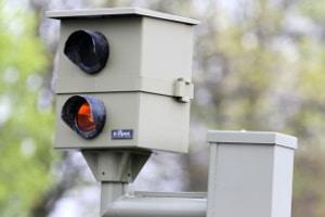 Achtung Radarfalle! Stationäre Radarkontrollen gibt es überall.