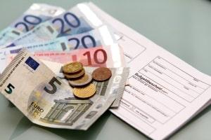 Ein Strafzettel fürs Falschparken wird in Belgien meist vor Ort eingefordert.