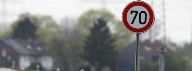 Was sind Streckenverbote und wo gelten diese überall?