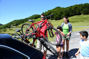 Ist die Stützlast auch beim Fahrradträger von Bedeutung?