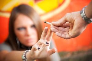 Ob THC bei einem Urintest nachgewiesen werden kann, ist u. a. abhängig von den sogenannten Cut-off-Werten.