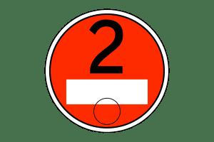 umweltplakette-2 rot
