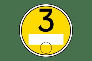 umweltplakette-3 gelb