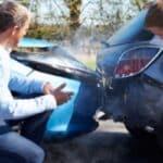 Nach einem Unfall ist ein Gutachten oft sinnvoll.