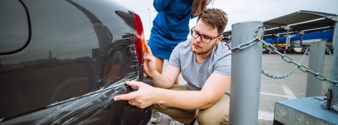 Es stellt sich nicht selten die Frage nach einem Unfall, wer die Schuld daran trägt.