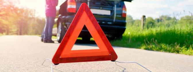 Unfall in Spanien: Wenn es im Urlaub kracht.