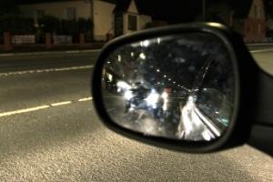 Eine unklare Verkehrslage kann bei schlechter Sicht vorliegen.
