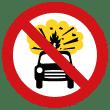 Verbot Explosivstoffe