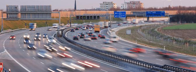 Welche Verkehrseinrichtungen gibt es in Deutschland?